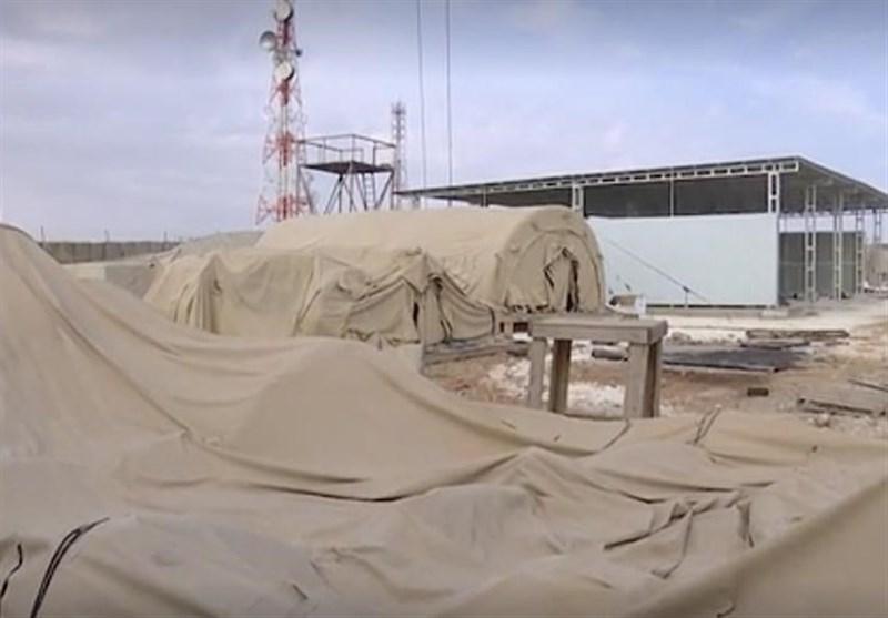 پایگاه نظامی رها شده آمریکایی ها در شهر منبج سوریه