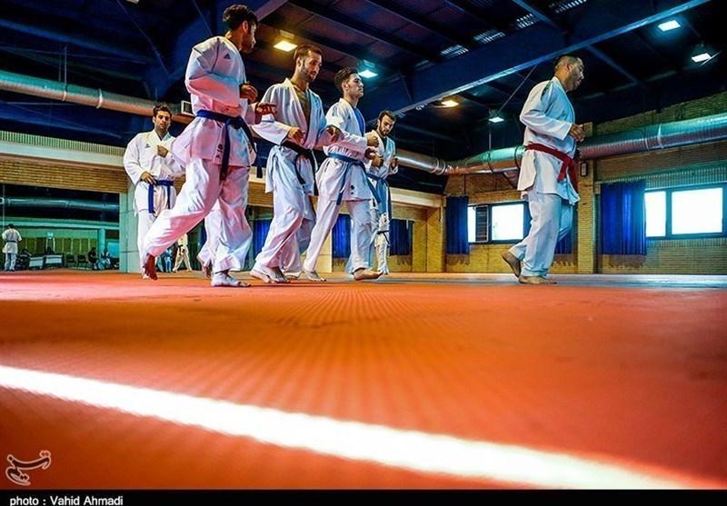 چهارشنبه؛ آغاز اردوی ملی پوشان کاراته برای کاراته وان شیلی