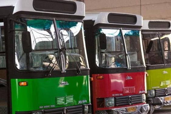 کولر اتوبوس سبب ابتلا به کرونا نمی گردد، 1100 اتوبوس بی آر تی مجهز به کولر است