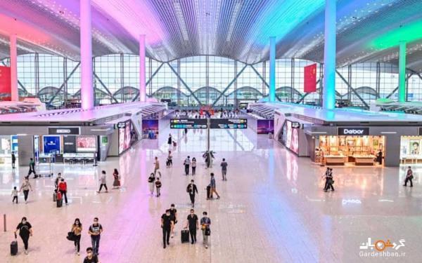 شلوغ ترین فرودگاه های جهان در سال 2020